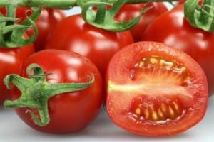 Die Tomatensamen