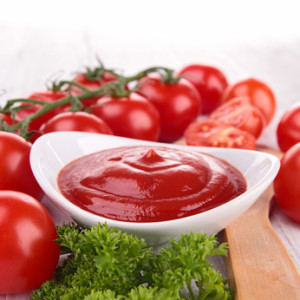 selbstgemachter Tomaten Ketchup